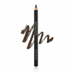 Avon luxury pencil eyeliner dark brown